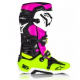 Alpinestar Tech 10 LIMITED EDITION - PINK/YELLOW