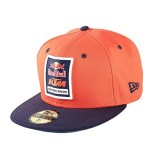 Boné New Era - Ed. Red Bull / KTM Factory Racing