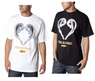 Camiseta FMF S2 This Sound