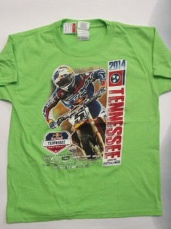 Camiseta National Champion RedBull - Tennessee
