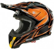 Capacete Airoh - Aviator 2.1 Linear Bi-color