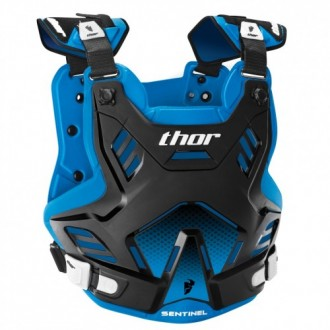 Colete Thor Sentinel XP - Black/Blue