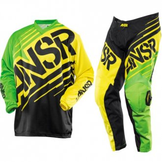 Conjunto Answer Green Yellow 2014 Syncron
