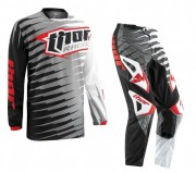 Conjunto Thor - THOR 2015 PHASE VENTED RIFT GREY GEAR SET
