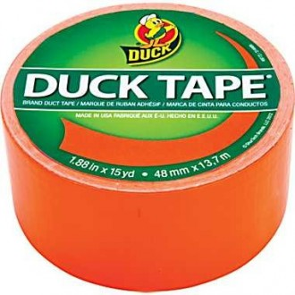 Fita Tape Duck Tape - Orange